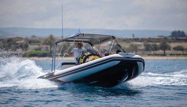 IO4 Latchi Boat