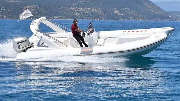 IO2 Latchi Boat
