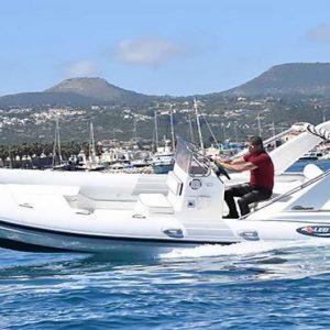 IO6 Latchi Boat