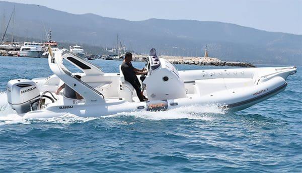 IO5 Latchi Boat